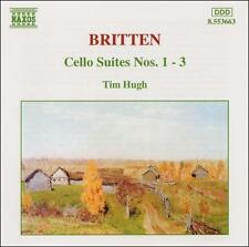 Britten, B. Cello Suites 1-3 CD