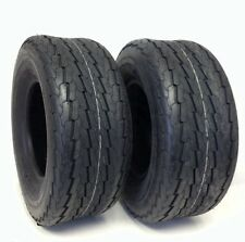 2 New18.5X8.50-8  Trailer Tire 6 Ply 18.5x 8.50-8 Trailer Tires Only