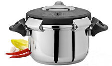 Artame 12Ltr Pressure cooker 18/10 Stainless Steel For All Hobs inc Induction