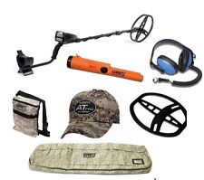 METAL DETECTOR GARRETT AT PRO INTERNATIONAL HEADPHONES PROPOINTER BAG CAMOUFLAGE