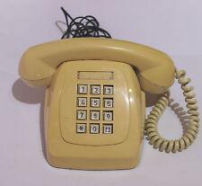 Telefono ARALDO Telefonica TASTIERA AVORIO
