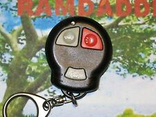 Auto Command ELGTX7 Aftermarket Remote Transmitter 3 BUTTON GREAT CONDITION!