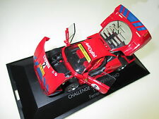 Ferrari F40 Challenge G.T. Racing car Rennwagen Pierre #2, Herpa in 1:43 boxed!