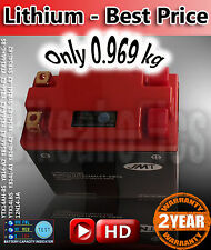 LITHIUM - Best Price - Yamaha YZF 1000 R Thunder Ace - Li-ion Battery save 2kg