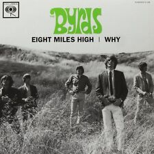 "7"" THE BYRDS EIGHT MILES HIGH / WHY RCA SESSIONS VINILO PSYCH BLACK FRIDAY"