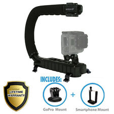 Cam Caddie Stabilizing Scorpion Jr Camera Handle DSLR for Sony Nikon Canon GoPro