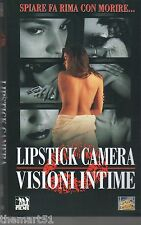 Lipstick Camera. Visioni intime (1993) VHS Fox Video  -  Mike Bonifer Ele Keats