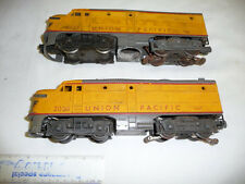 Lionel 1950  2023 Union Pacific  with box Twin Diesel Locomotives