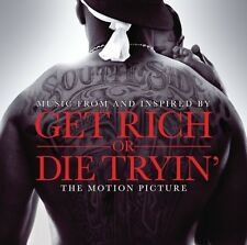Get Rich or Die Tryin' [Clean] [Edited] by 50 Cent (CD, Nov-2005, Interscope...