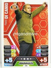 Match Attax 2013/14 Premier League - #436 Paolo Di Canio - Sunderland