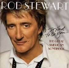 Vol. 1-Great American Songbook - Rod Stewart (2002, CD NEUF)