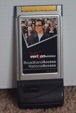Verizon wireless   Broadband Access PC5750 WIFI card
