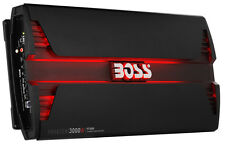 BOSS Audio PT3000 Phantom 3000W 2 Channel Full Range, Class A/B Amplifier