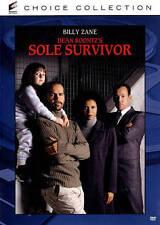 Sole Survivor, New DVD, Zane, Billy,