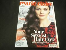 2012 SEPTEMBER MARIE CLAIRE UK EDITION MAGAZINE - RACHEL WEISZ COVER - O 6106