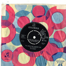 "The Seekers - I'll Never Find Another You / Open Up Them Pearly Gates 7""Sgl 1964"