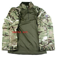 Genuine British Army Multicam MTP PCS UBACS Shirt New, Size XL, Airsoft