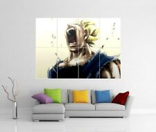 DRAGON BALL Z VEGETA GIANT WALL ART PICTURE PRINT PHOTO POSTER J112