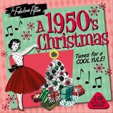 A 1950's Christmas [Memory Lane] by Various Artists (CD, Nov-2013, 2 Discs,...