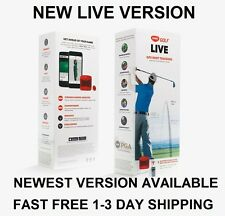 Game Golf Live Digital Tracking Unit Wearable Golf Stat Tracking System