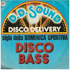 17401 - D.D SOUND - DISCO BASS