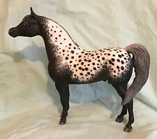 Custom CM Breyer PAS to black and white Araloosa