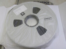 QUANTEGY/AMPEX 1'' WIDE 7500' LONG PRECISION INSTRUMENTATION RECORDING TAPE