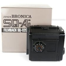 Zenza bronica 120 sq-i 6x6 film back holder pour sq-ai sq-a sq-am sq-b/2318810