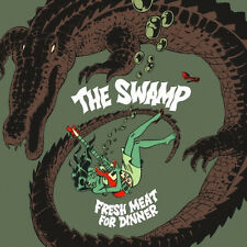 "THE SWAMP FRESH MEAT FOR DINNER FACE CACHEE RECORDS 12"" LP VINYLE NEUF NEW VINYL"