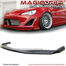 Made for 13 14 15 Scion FRS JDM GR Style Front Bumper Lip Chin Spoiler Splitter