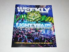 Las Vegas Weekly Magazine Electric Daisy Carnival EDC 2016 Special Issue RARE!
