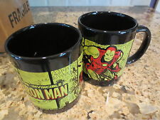 NEW Marvel Vintage Comics The Invincible Iron Man Mug