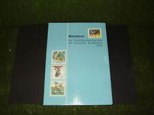 Bund Jahrbuch 1992, Mi.nr. 20,kpl. m. Marken und SD!
