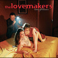 CD Times Of Romance - The Lovemakers