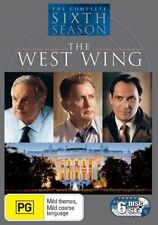 The West Wing : Season 6 (DVD, 2007, 6-Disc Set)