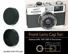 Push-On Camera Lens cap for Olympus 35RC 35 RC 35 EC 35 ED 35 Trip Camera