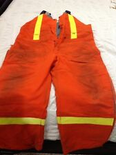 Flame Resistant AGO 3XL Insulated Overalls with Reflective Stripping