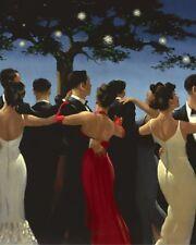 JACK Vettriano-waltzers-ART PRINT - 80x60cm