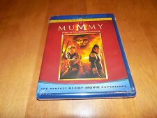 THE MUMMY TOMB OF THE DRAGON EMPEROR BRENDAN FRASER MARIA BELLO BLU-RAY DISC NEW