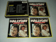 JOHNNY HALLYDAY DOUBLE CD FRANCE STORY 1967-1973