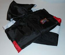 NBA 76ERS Official Toddler Boys Two (2) Piece Hooded Windsuit Black 3T NWT