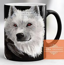 GAME OF THRONES WOLF MAGIC COLOR CHANGING TEA CUM COFFEE MUG