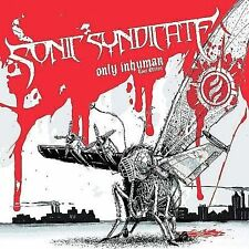Sonic Syndicate - Only Inhuman [Tour Edition] (CD, May-2012, 2 Discs, Nuclear)