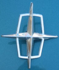1961-65, 1967-69 LINCOLN CONTINENTAL SAIL PANEL STAR ORNAMENT - EXCELLENT USED