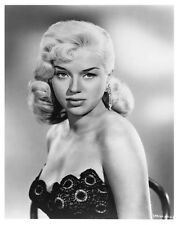 DIANA DORS beautiful portrait still - (b105)