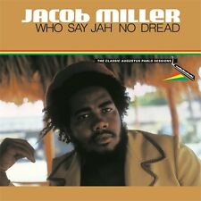 Jacob Miller - Who Say Jah No Dread - New CD Album