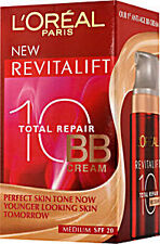 L'Oreal Paris Revitalift Repair 10 BB Cream SPF 20 - Medium