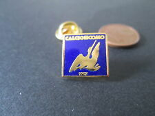 a5 COMO FC club spilla football calcio soccer pins broches badge italia italy
