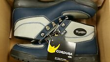 Blue Vasque Skywalk, Low Men's Hiking Gortex Leather Boots *NEW IN BOX* Size 8