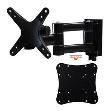 "Planet 3 Swing Arm Articulating & Adjustable LCD Plasma Wall Mount- 13""-37"""